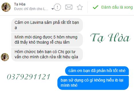 Khách hàng đã tin dùng Lavima