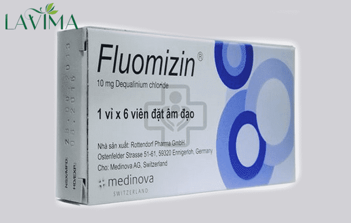 Thuốc Fluomizin có tác dụng trị viêm âm đạo do cả nấm và vi khuẩn