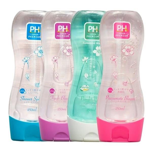 Dung dịch vệ sinh phụ nữ pH Care dịu nhẹ đến từ Nhật Bản
