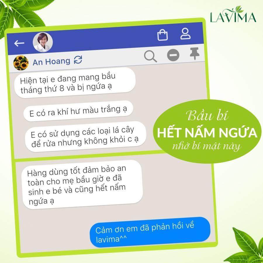 Phản hồi của khách hàng khi dùng Lavima