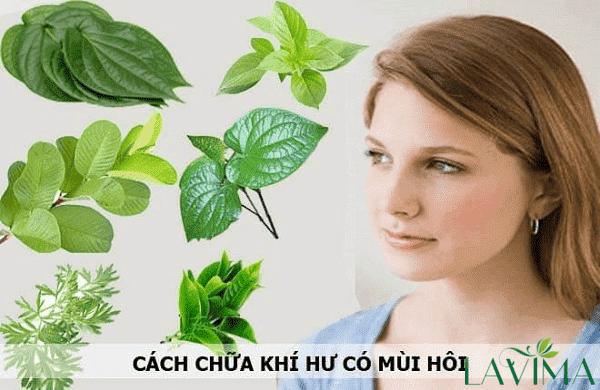 Cách chữa khí hư có mùi hôi hiệu quả
