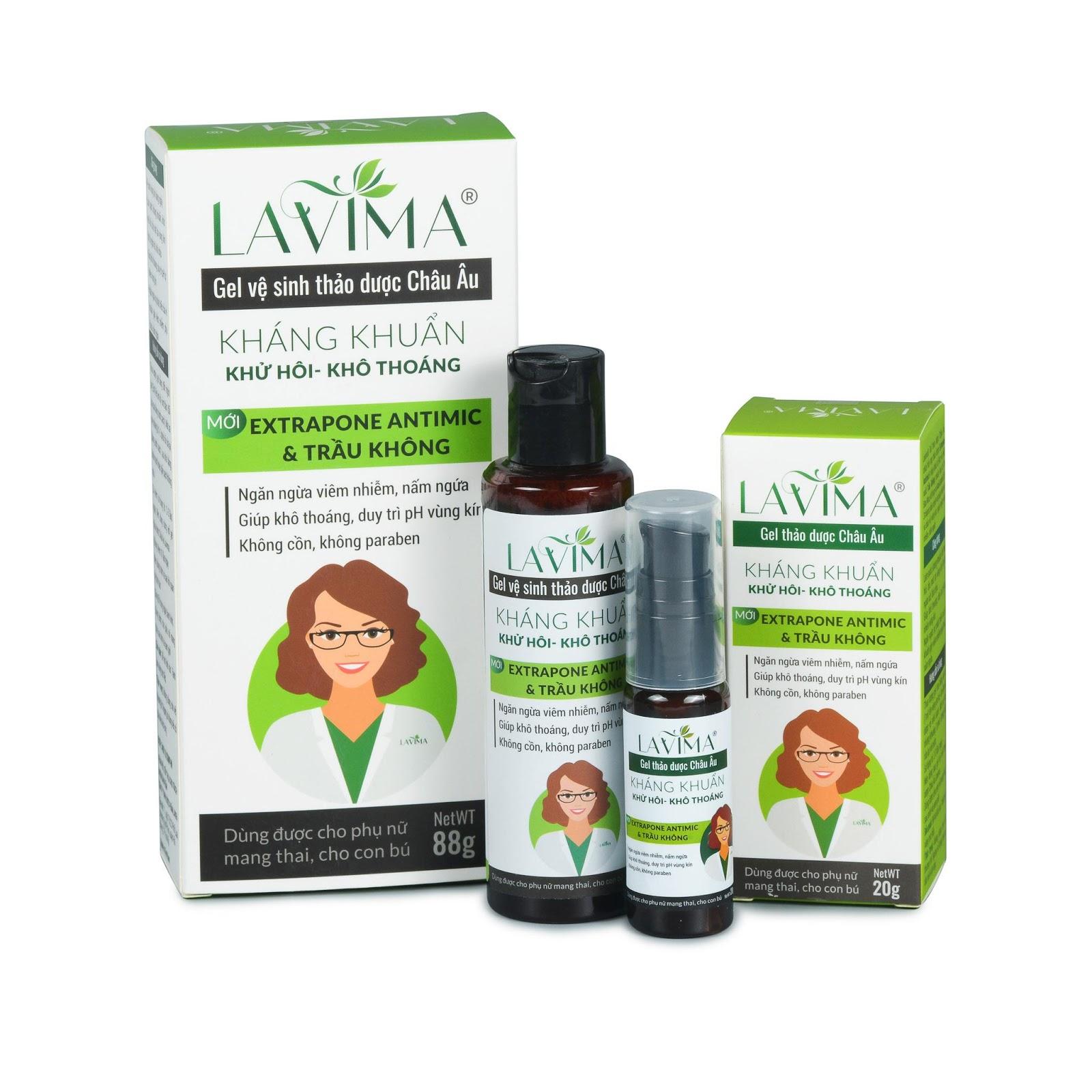 Lavima - Thảo dược chuẩn hóa giúp diệt nấm Candida