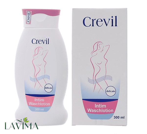 Dung dịch vệ sinh phụ nữ thảo dược Crevil