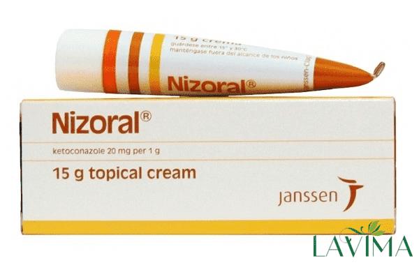 Nizoral - Thuốc bôi trị ngứa vùng kín do nấm