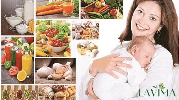 Ăn uống kiêng cữ, khoa học để tránh ngứa vùng kín sau sinh