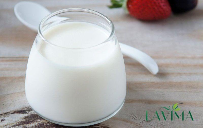 Cách chữa đau rát ở vùng kín bằng sữa chua